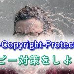 ブログ記事のコピー防止&右クリック禁止できるプラグイン『WP-Copyright-Protection』